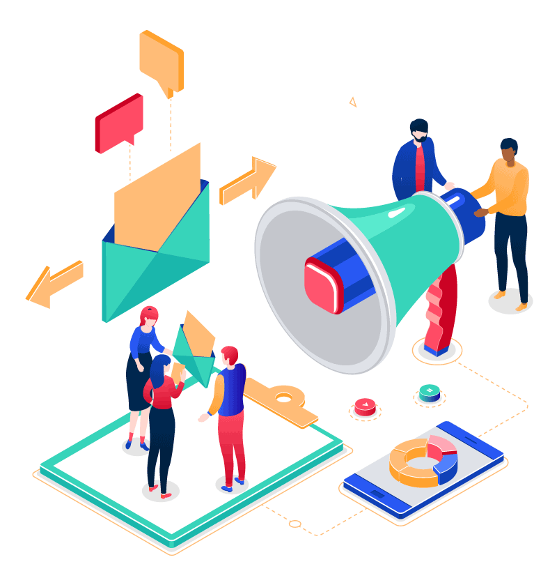 Werbeagentur und Kommunikationsagentur für E-Mail Marketing, Newsletter Marketing, Lead Generierung, Mailing Automation, Newsletter-Automation, Marketing-Automation und Sales Funnel