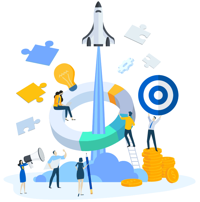 Online Marketing Agentur für Online Werbung wie Google Ads, Google Shopping, Facebook Werbung, Instagram Werbung oder Pinterest Werbung sowie Remarketing, YouTube Werbung und Display Werbung.
