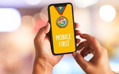 Jetzt Standard: Mobile First für Website und Web-Shop