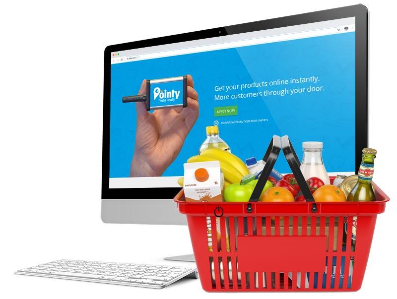 Google übernimmt Pointy, das eCommerce Unternehmen, welches dem Einzelhandel einen einfachen Zugang zum Online-Handel ermöglicht. Unterstützung bietet die Online-Agentur FIVE8 aus der Region Rosenheim. Quelle: www.pointy.com