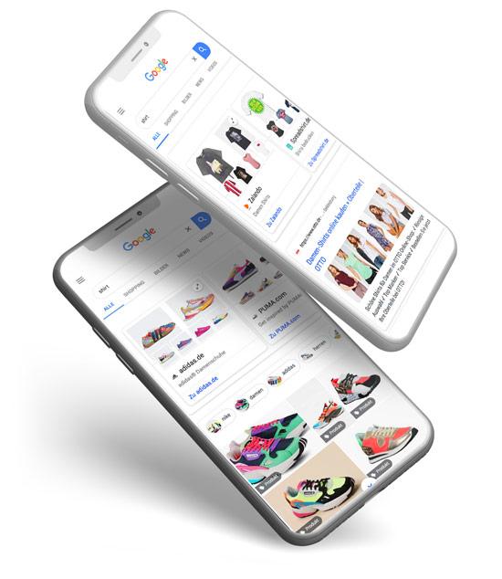 Kostenlose Google Tool zur Bewerbung von Produkten aus Online Shops