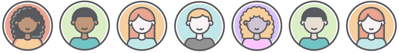 Vorlage Agentur Buyer Personas Online Marketing Region Rosenheim