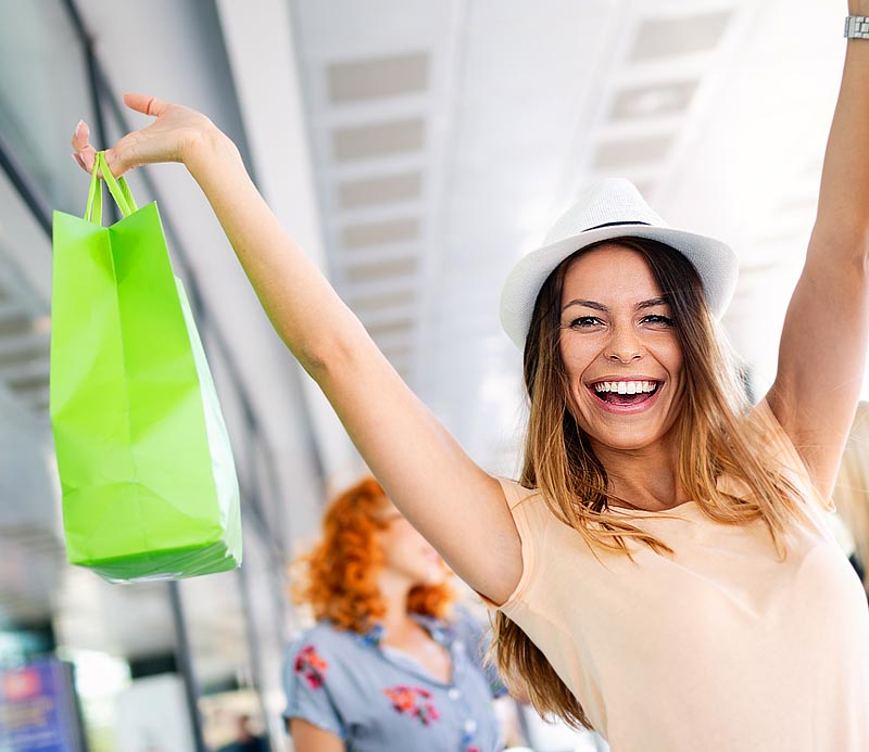 Online Shop, Website, App, Ebay, Amazon – viele Channels, viele Chancen, die die Online Marketing Agentur FIVE im Auftrag von Kunden begleitet.