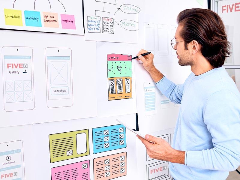Landingpage ist nicht gleich Landingpage: soll die Website auf eine optimale Conversion ausgerichtet werden, sind Faktoren wie das Webdesign, Inhalt, Formulierung und Angebot sowie der richtige Call-to-Action essentiell. Und auch das Controlling sollte mitbedacht werden, damit im Nachgang eine genaue und sinnvolle Erfolgskontrolle möglich ist.