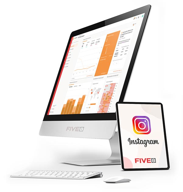 Online Marketing Agentur für Instagram Werbung und Instagram Marketing in der Region Rosenheim