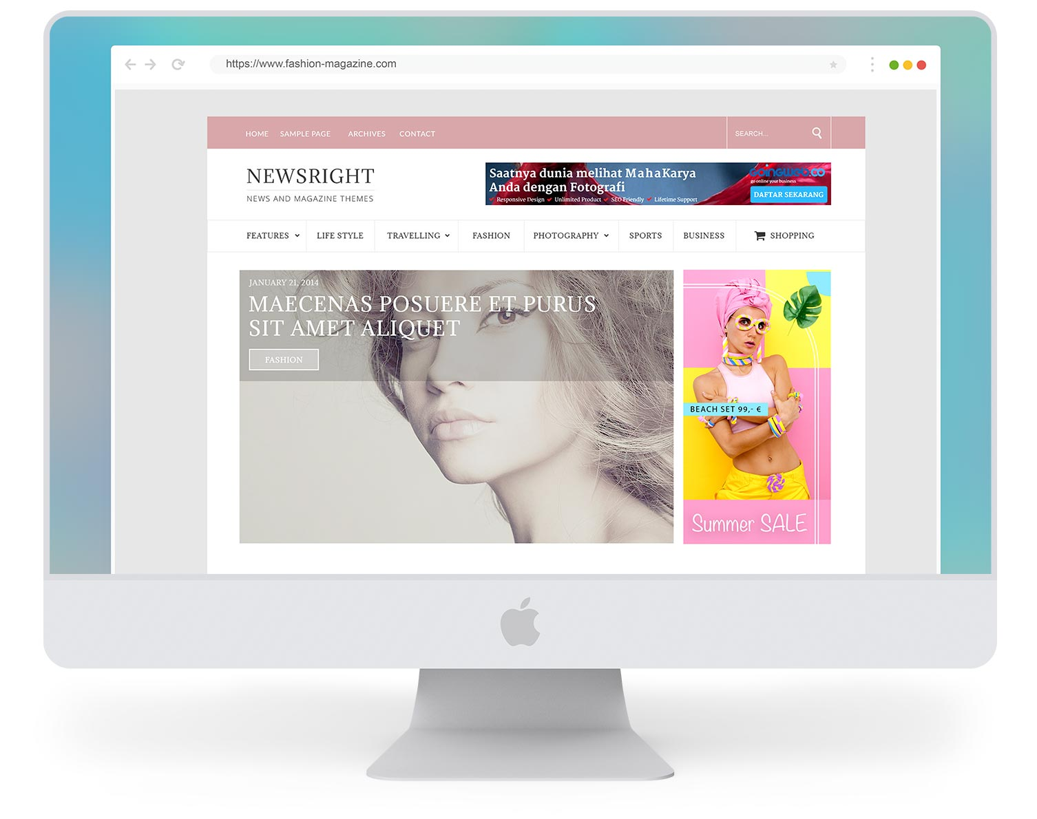 Werbung mit Google Display und Banner Werbung, Anzeigen und Werbekampagnen für Website und Online Shop in der Region Rosenheim, Raubling und Prien