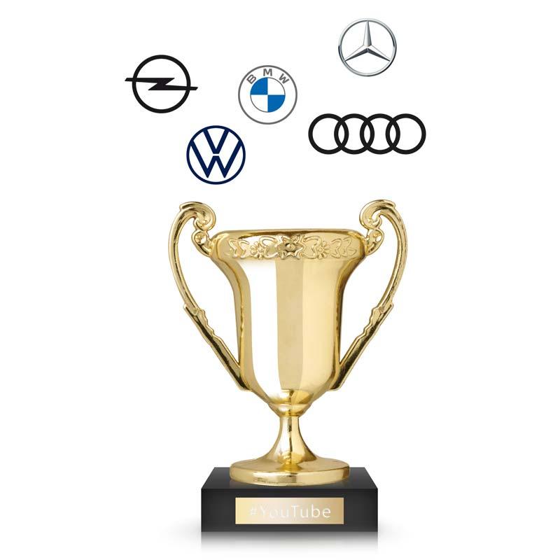 YouTube Award - Agentur Studie Autohersteller Opel