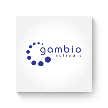 Gambio Shop Einrichtung und Erstellung sowie individuelle Anpassung und Programmierung durch unsere Agentur in der Region Rosenheim.