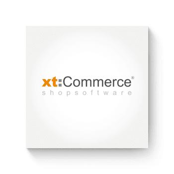 xtcommerce Shop Einrichtung und Erstellung sowie individuelle Anpassung und Programmierung durch unsere Agentur in der Region Rosenheim.