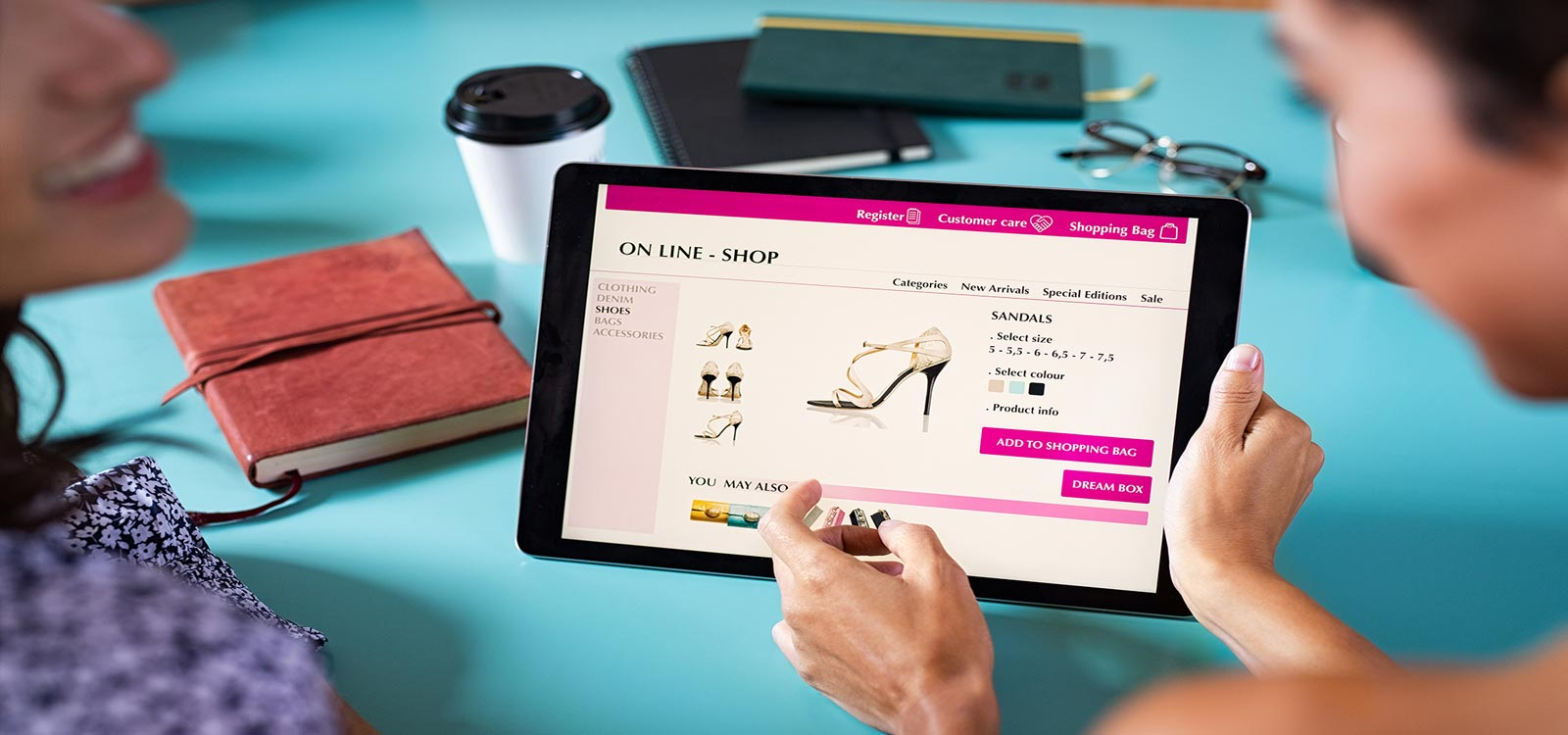 Onlineshop Webshop Shopware Agentur Internetagentur für Online-Shopeinrichtung Shoprelaunch Region Rosenheim Raubling Prien