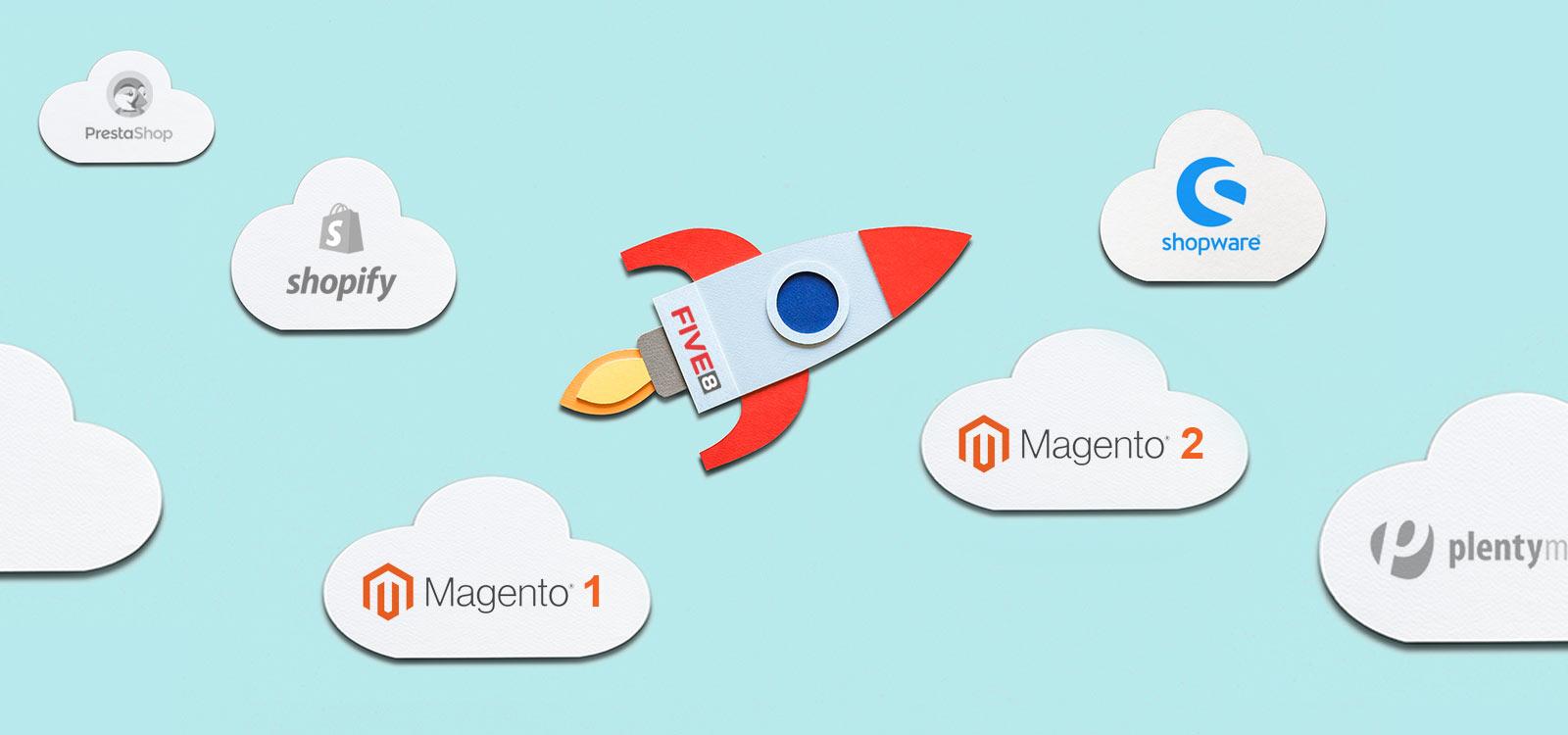 Zahlungsanbieter verweigern ihren Service für Magento 1?