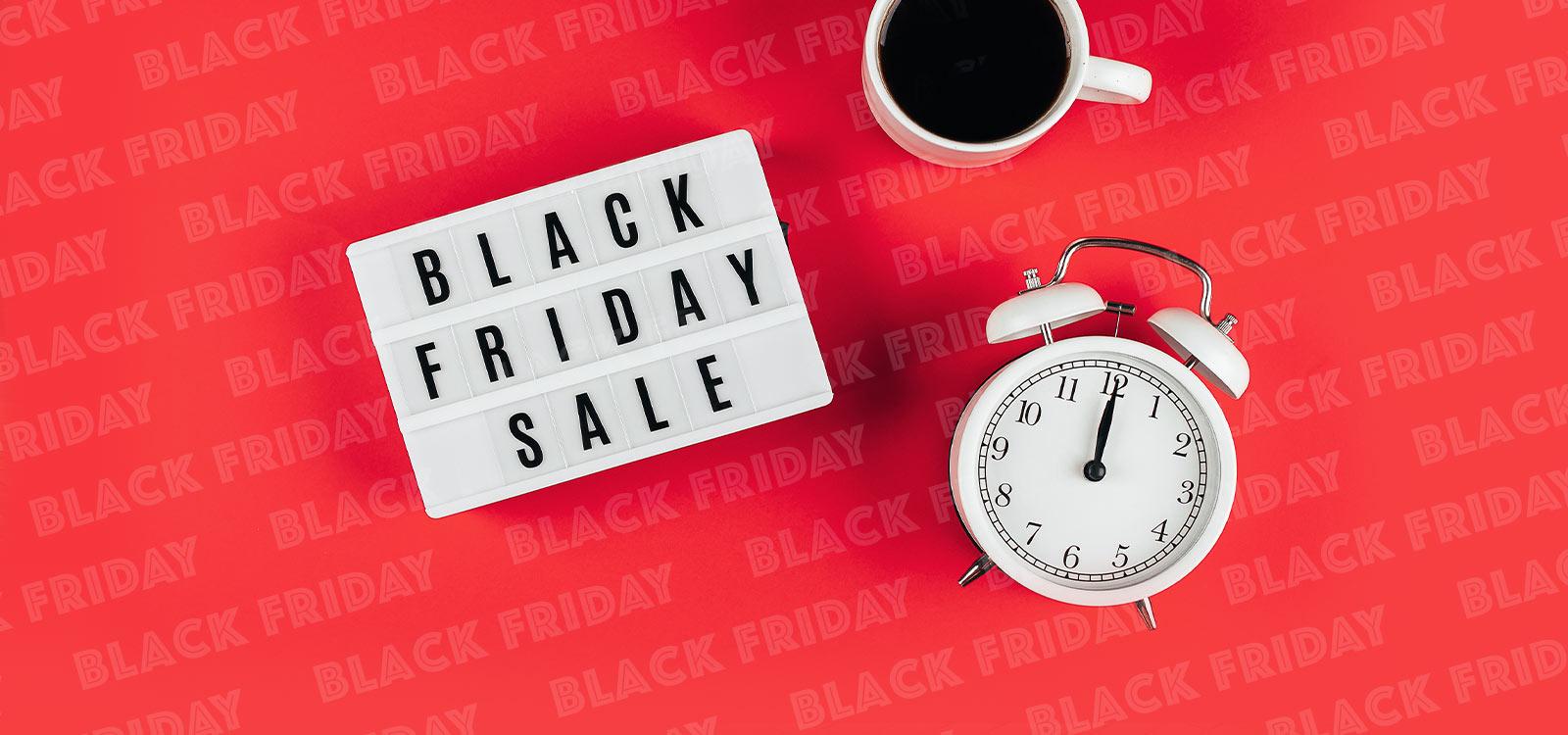 Wie profitiere ich als Shop-Betreiber vom Black Friday?