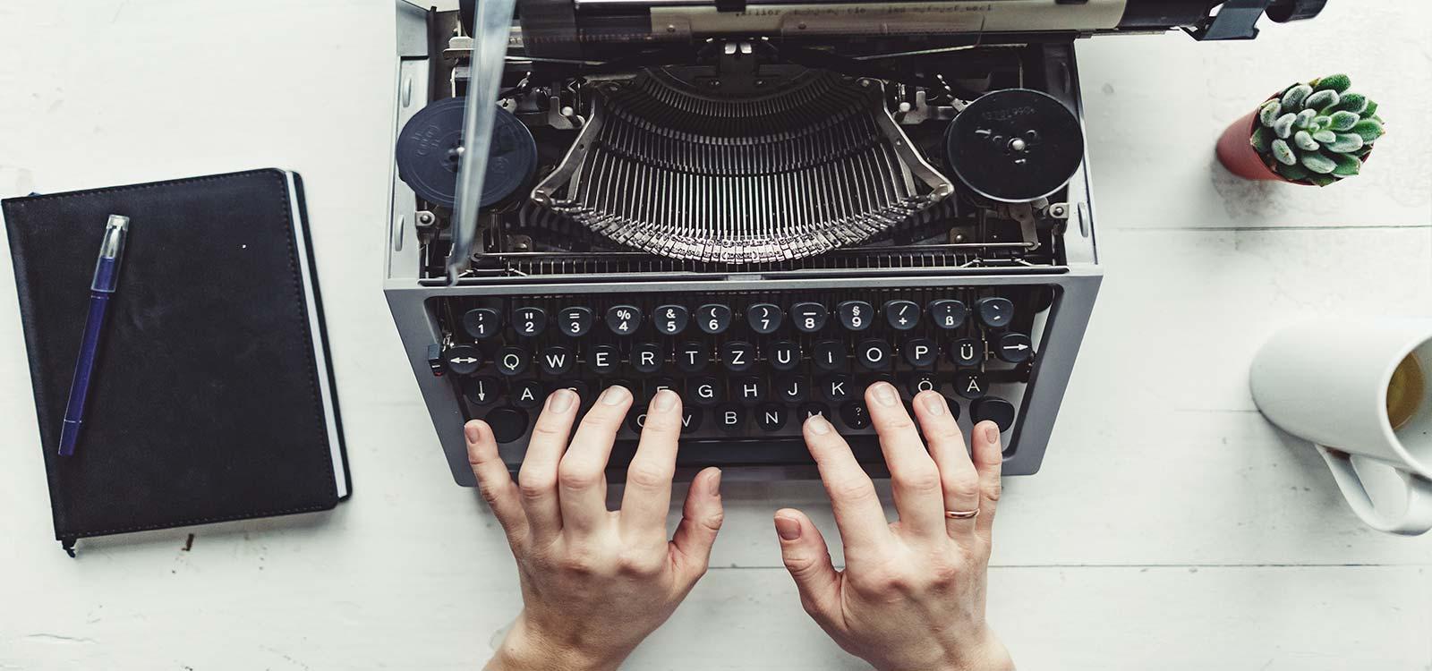 Gute Texte für Website und Onlineshop erstellen