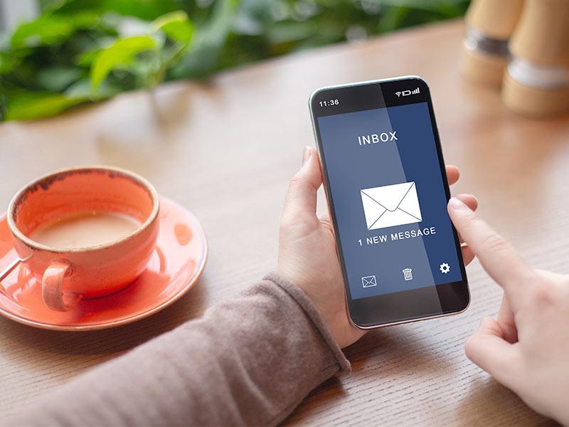 EUGH Urteil Mailchimp - Newsletter Software für die Aussendung von E-Mail Kampagnen zur Bewerbung der Website oder Onlineshop