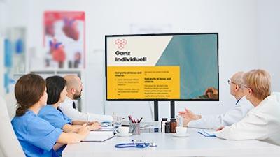 Präsentation, Präsentationsvideo als Filmproduktion und Videoproduktion in der Region Rosenheim und München