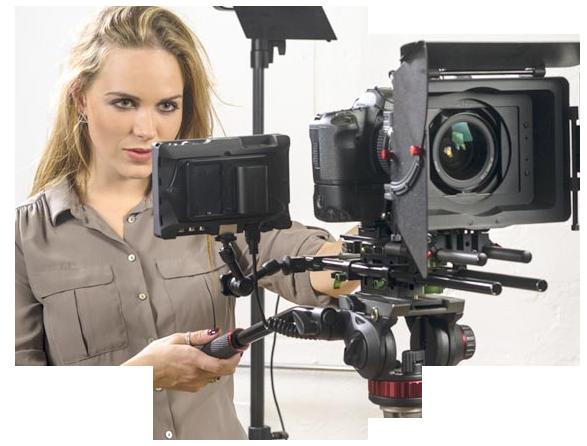 Produktvideo und Produktfilm Produktion durch unsere Full Service Filmagentur in der Region Rosenheim und München.