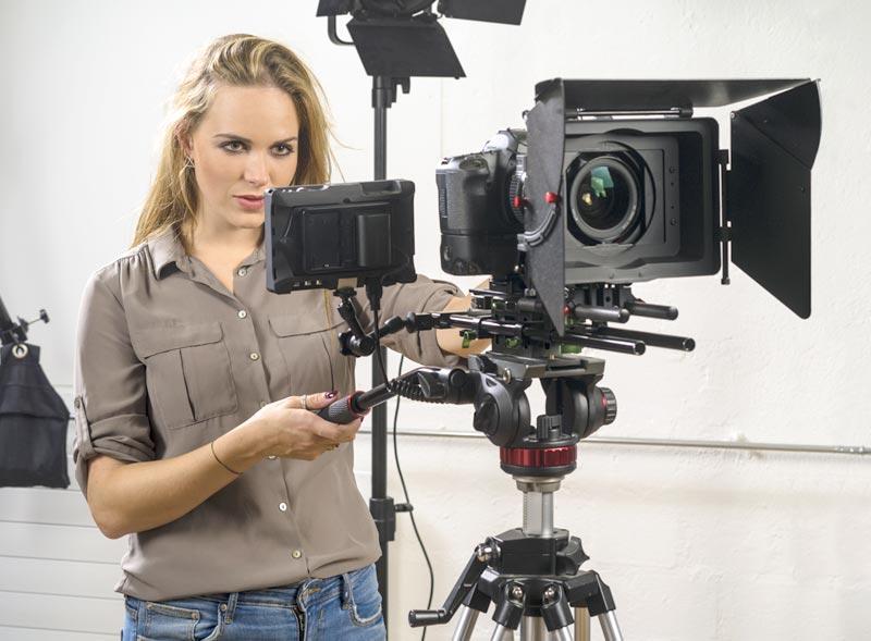 Filmproduktion und Videoproduktion für Produktfilm und Produktvideo Produktion in der Region Rosenheim, Traunstein, Wasserburg, Traunreut, Prien und München.