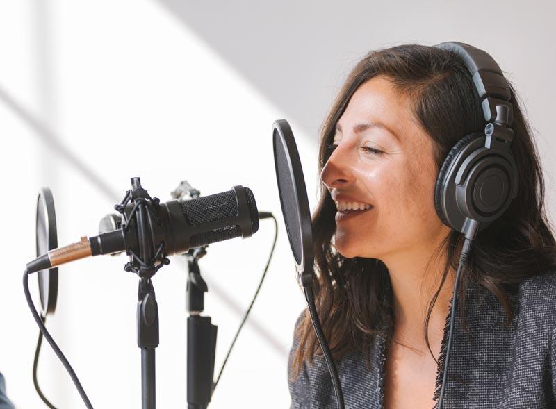 Sprecher und Sprachaufnahmen für Produktvideo oder Produktfilm Filmproduktion in der Region Rosenheim, Traunstein, Wasserburg, Traunreut, Prien und München