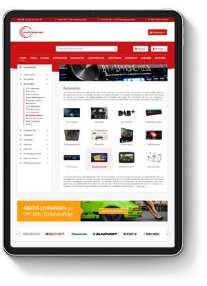 Webdesign und Website Erstellung in der Region Rosenheim und München